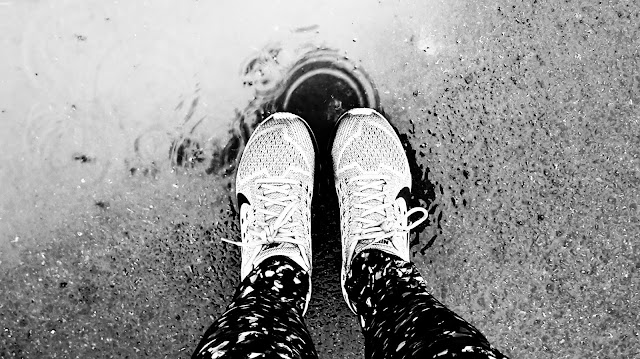 Project 366 2016 day 48 - Long run in the rain // 76sunflowers