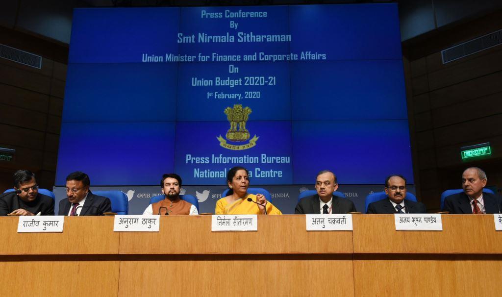Budget 2020 2021 Highlight in Hindi