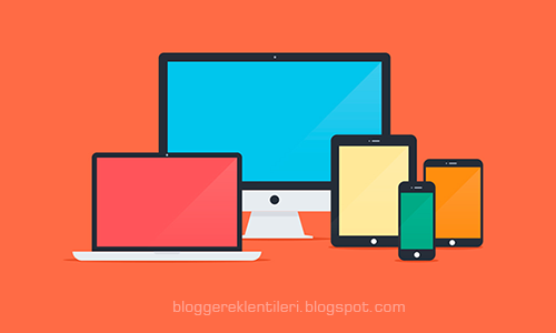 Blogger Mobil Uyum Tema Tasarım Testi