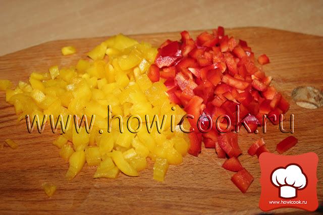 рецепт сырного рулета пошаговые фото