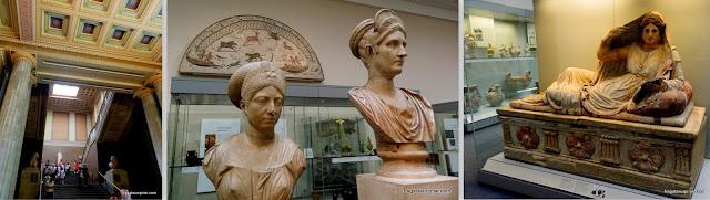 Museu Britânico, Londres, Inglaterra