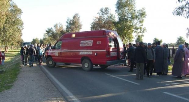 فلاح من هوارة يلقى حتفه في حادثة سير مروعة بأكادير