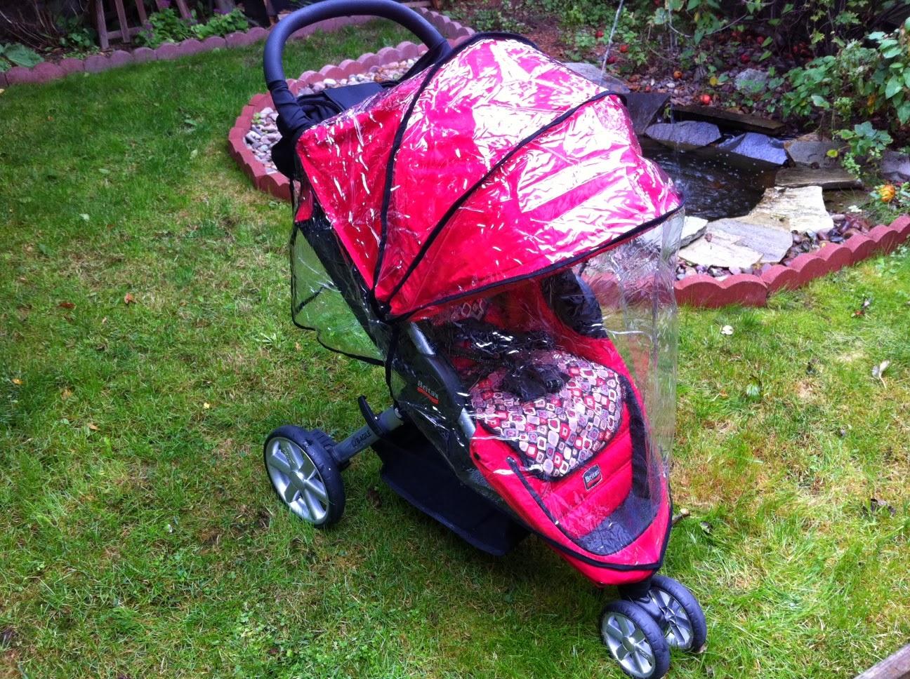 Britax B Agile Travel System Red Babies R Us