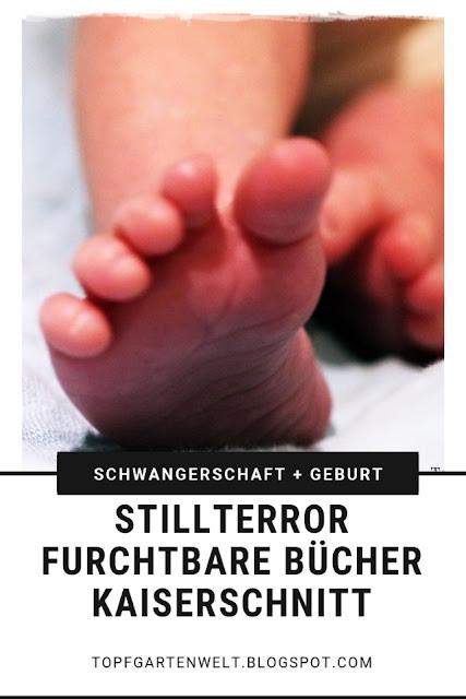 Schwangerschaft und Geburt #Stillterror #Krankenhaus #Kaiserschnitt #Baby #Geburt #furchtbarebücher #schwangerschaftsbücher #stillen #bonding #schnittgeburt