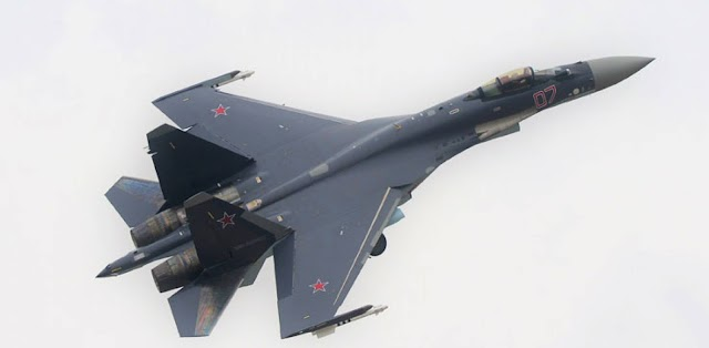 11 INDONESIAN SU-35 WILL BE EQUIPPED WITH COMPLETE WEAPONS