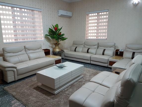 Linda Ikeji's vip lounge