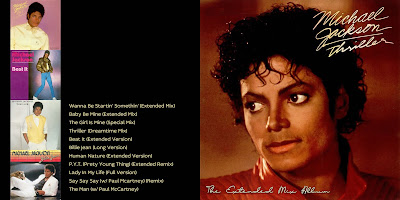 Mj thriller mix - Zoe american horror story style