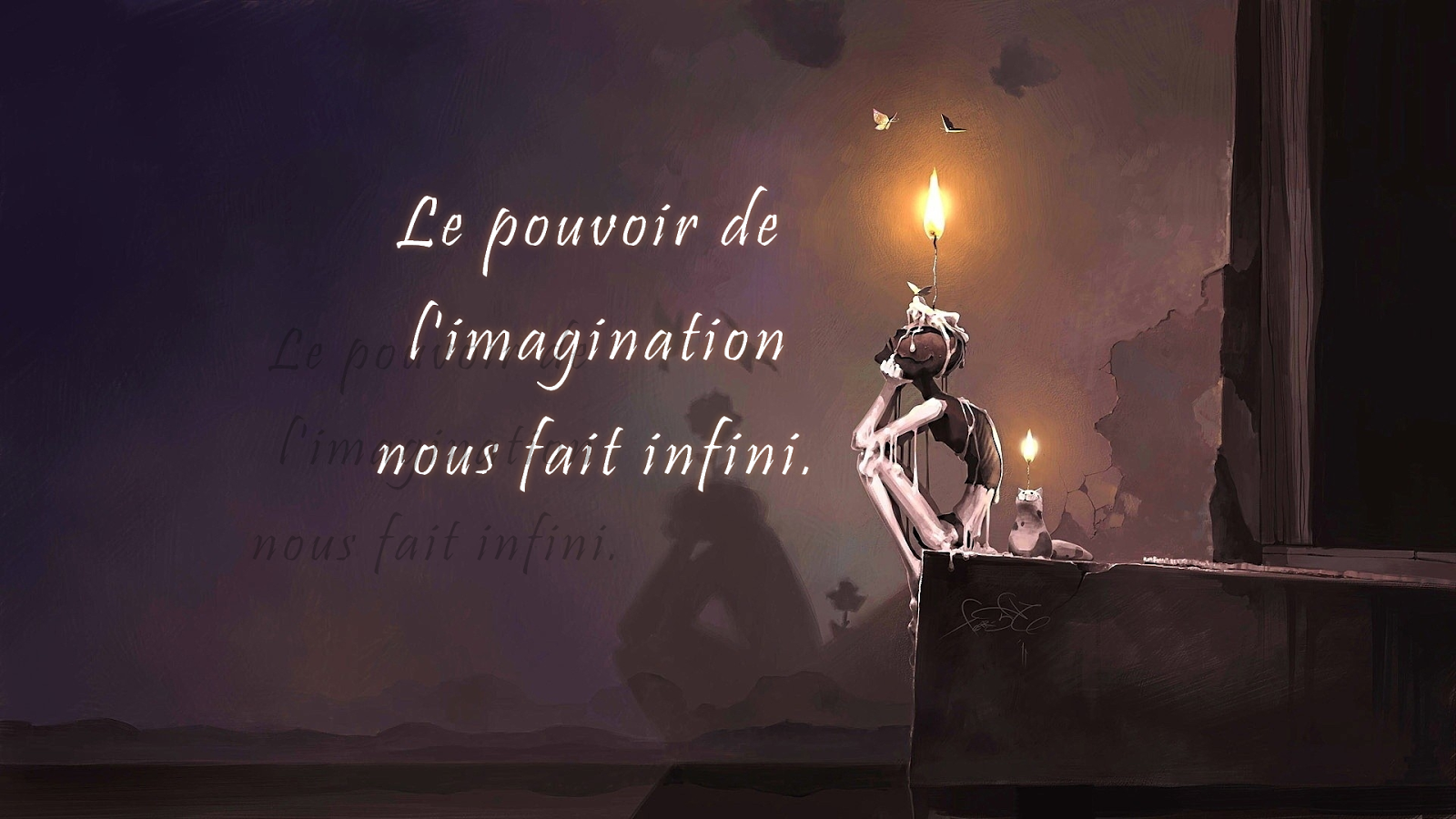 citation sur l'imagination