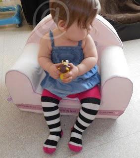 petit siège télé enfants