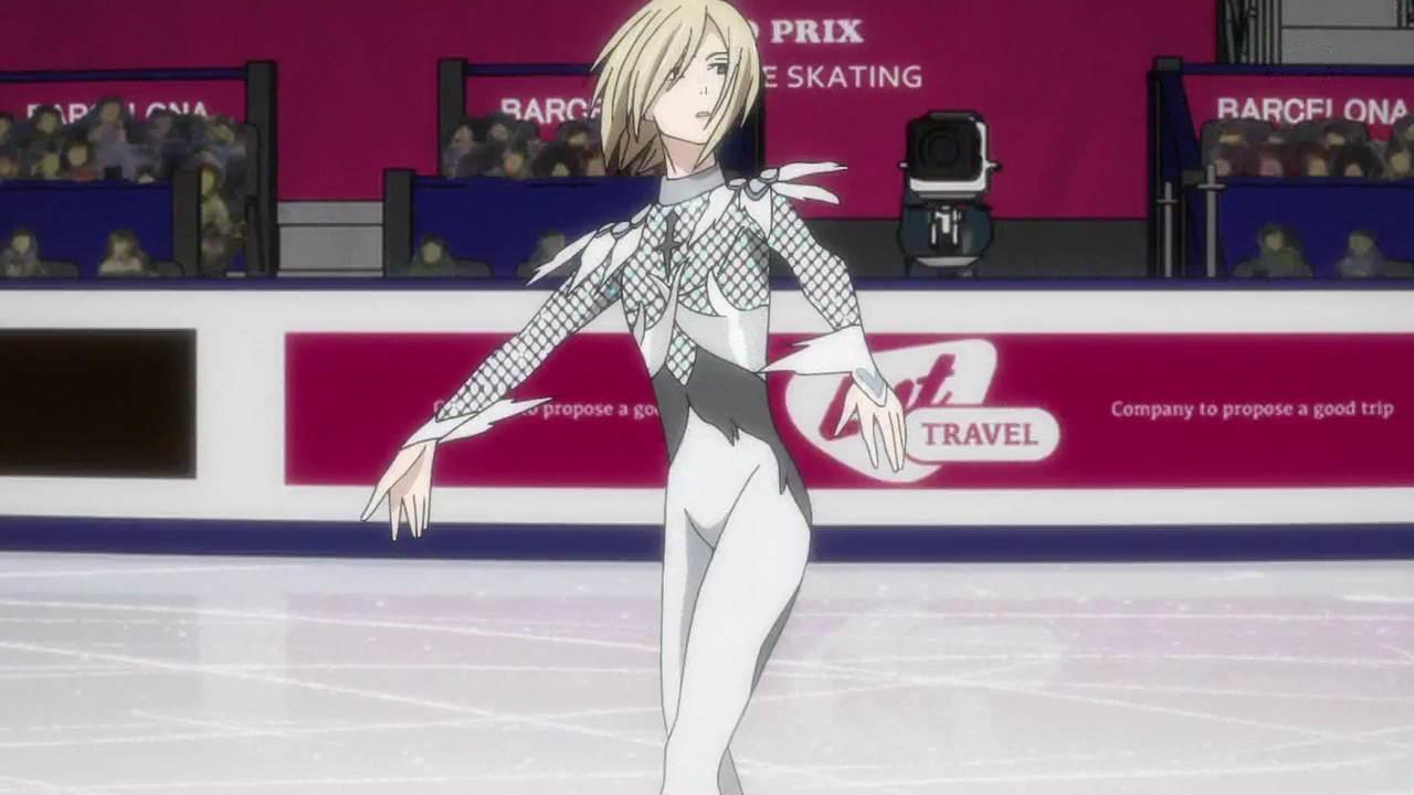 Yuri on Ice cap 11 sub español