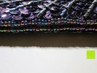 ungerade: Sumolux Schöne Handtasche Tasche Partytasche Abendtasche Tasche für Frauen Tasche für Damen Lila