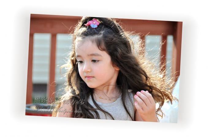 Kennet Nicole Brodsky anak tercantik di dunia