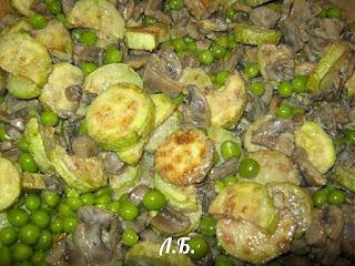 продукты для овощного жаркого