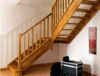 tips memilih tangga kayu