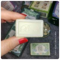 Jabon de Romero y Té Verde botik