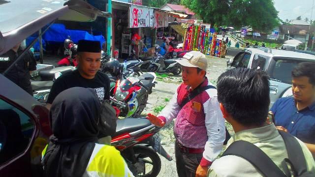 Breaking News : Kembali Bawaslu Padang Pariaman Hentikan Kampanye PKS di Tandikek