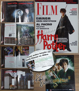 Magazyn  film 2002, Harry Potter