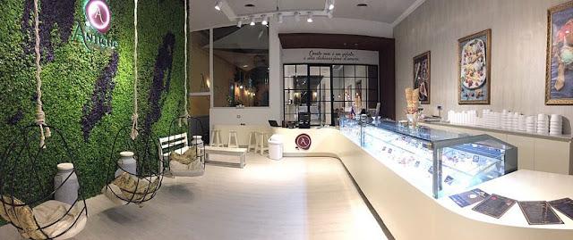 El premiado gelato italiano Antiche Tentazioni desembarcó en Argentina @AnticheOnline