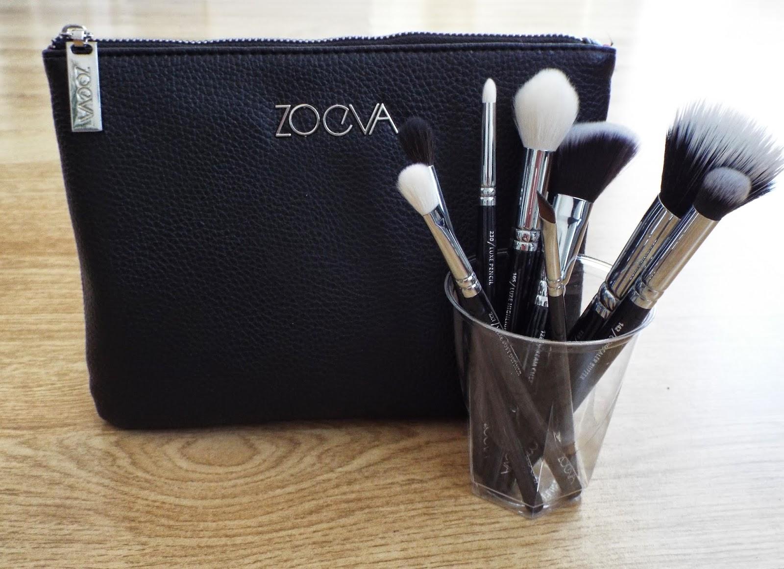 Pinceaux Zoeva : Le Classic brush set