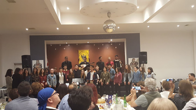 Η Ποντιακή Κοινότητα Μελβούρνης υποδέχθηκε το Μουσικό Σχολείο Λάρισας