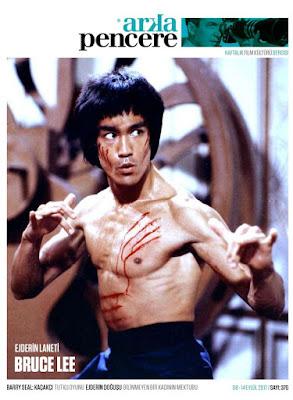 Arka Pencere 376. Sayı (8 - 14 Eylül) - Bruce Lee