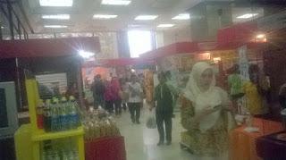 Pameran produk makanan dan minuman bersama susu haji sehat, Departemen Perindustrian Jakarta