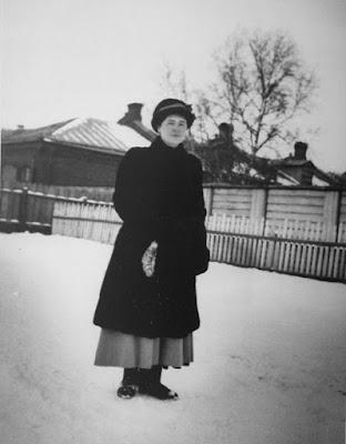 Анастасия Гендрикова. Тобольский дневник