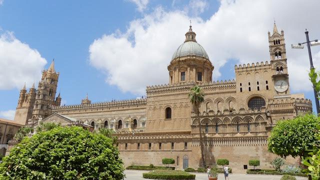 Kathedrale von Palermo, Italien