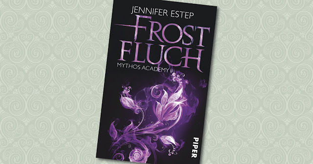 Frostfluch Jennifer Estep Piper Cover