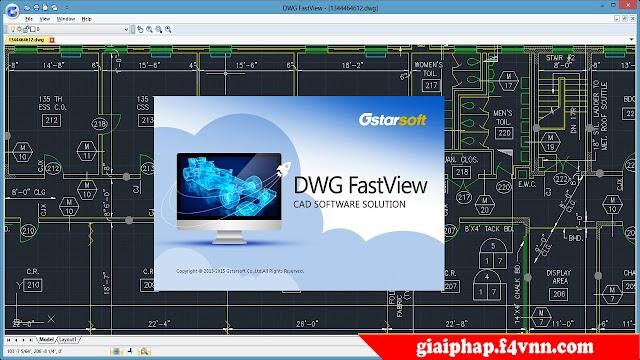 CAD Viewer 2018 - Xem Cad không cần phần mềm