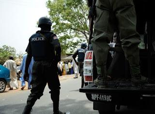 Enugu State Police