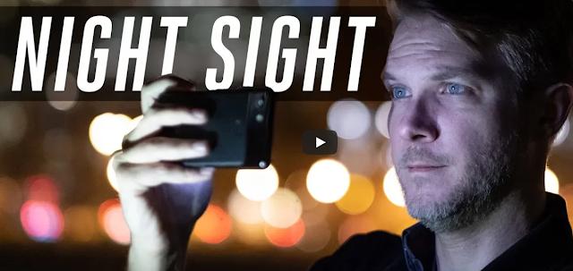 Get Pixel 3's Night Sight Mode via Ported Google Camera App