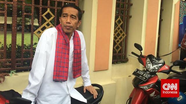 Jokowi Imbau Menteri Bidang Ekonomi Jaga Rupiah