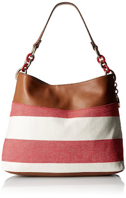 Tommy Hilfiger Signature Chain Hobo Bag $39 (reg $98)