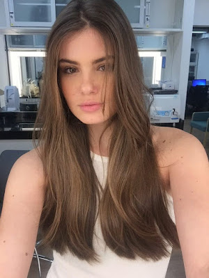 camila queiroz cabelos longos lisos antes do casamento