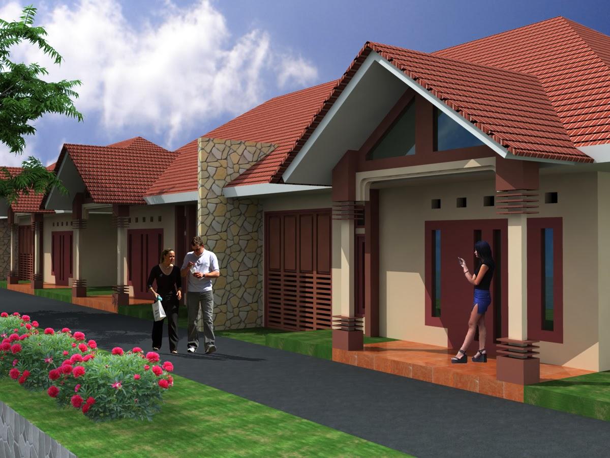 Rencana Desain Rumah Sederhana Yang Indah  Panduan Desain Rumah Sederhana