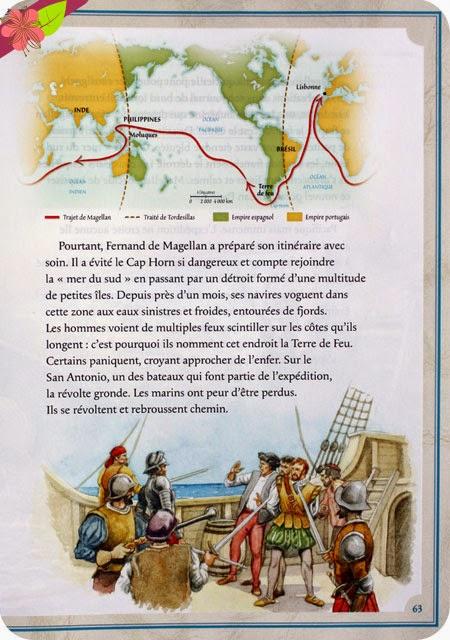 L'histoire des Grands Hommes de Jérôme Maufras, Jean-Noël Rochut et Emmanuelle Etienne, publié par La Librairie des Écoles