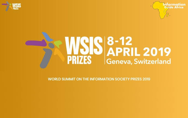How To Apply For The World Summit On The Information Society Prizes 2019