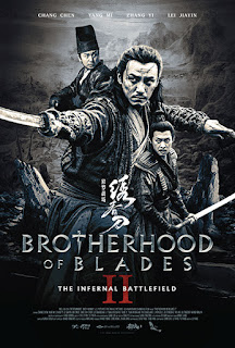 Brotherhood of Blades 2 (2017) Hindi Dual Audio BluRay | 720p | 480p