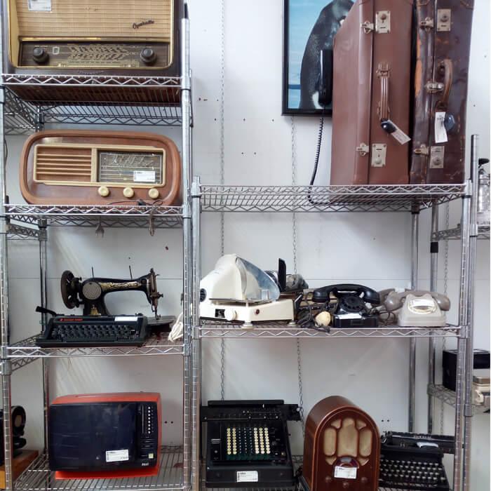 Sezione vintage Mercatopoli