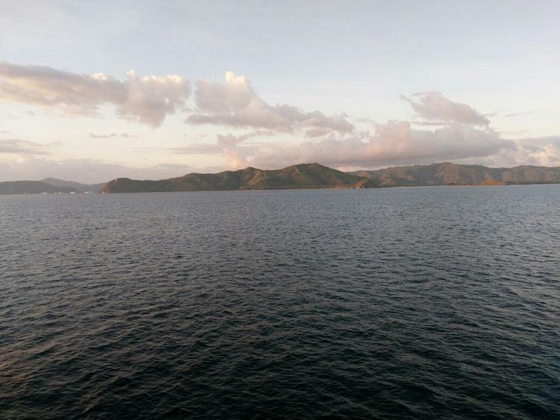 Lautan Gili Trawangan Lombok