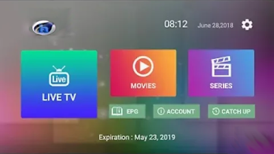 EXCLUSIVE NEW IPTV APK WITH BIG LIST OF CHANNELS