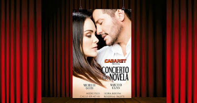 CONCIERTO DE NOVELA CON MICHELLE GUTTY Y MARCELO CEZÁN 1