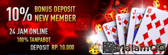Bemain Kartu Poker Online Bonus Deposit