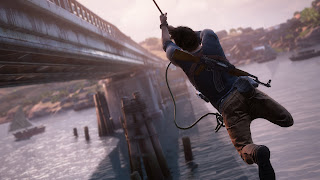 Uncharted 4 A Thefts End password