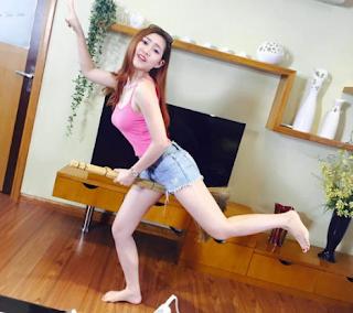 Tiểu sử Đinh Hải Yến là ai-Yến xôi bikini khoe hàng xinhgai.biz