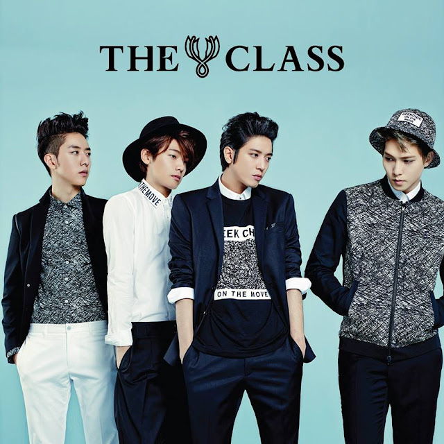 CNBLUE - The Ambassadors of  The Class Clothing Line