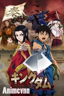 Vương Giả Thiên Hạ /Kingdom - Kingdom 2012 Poster