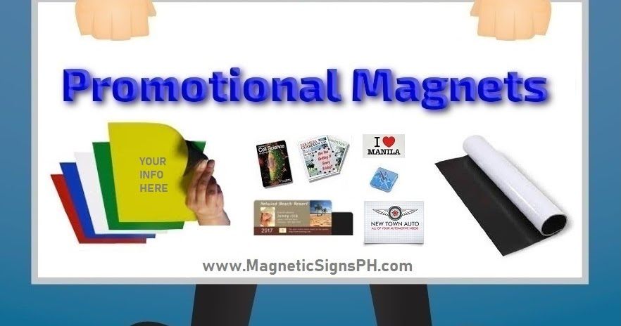 Custom promotional magnets philippines magneticsignsph stopboris Gallery