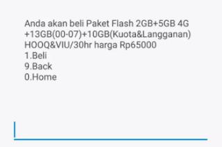 Trik Internet Murah Mulai 30GB/Rp65rb telkomsel